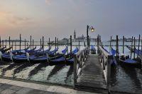 Gondeln (San Marco)