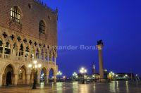 Piazzetta San Marco, Dogenpalast