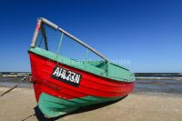 Fischerboot Ahlbeck