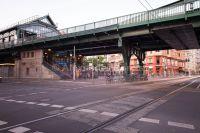 Hochbahnbrücke Eberswalder Straße