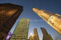 Potsdamer Platz Skyline